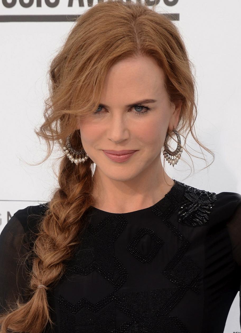LipstickStarsAndKillerHeels: Celebrity Hairstyle