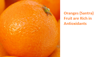 Health Benefits of Oranges (Santra) are Rich in Antioxidants