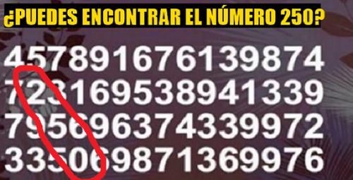 """Imagen de Rápidamente encuentra el """"250"""" 26"""