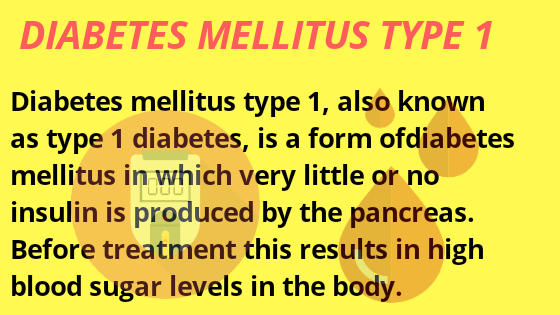 Diabetes mellitus - Health articles bank