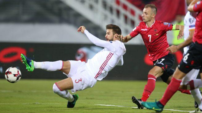 España vs Albania EN VIVO por la Clasificatorias