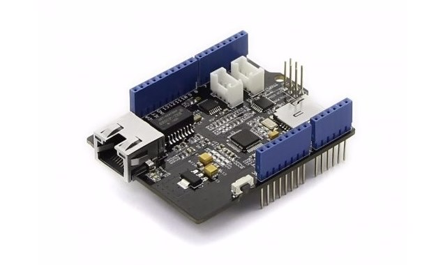 Arduino Ethernet Shield W5500