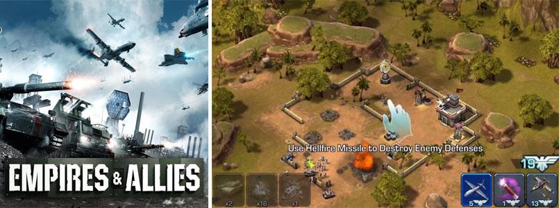 18 Game Mirip Clash of Clans (COC) Terbaru yang Tidak ...