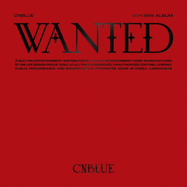 CNBLUE - WANTED