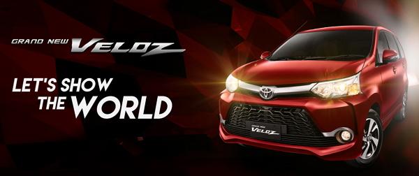 Spesifikasi Harga Toyota Grand Veloz Bandung