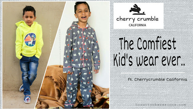 The Comfiest Kid's Wear Ever...  | Ft. Cherrycrumble California