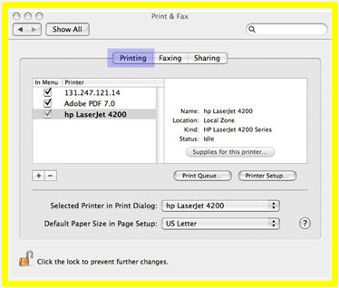 How to Install a Canon Printer on a Mac