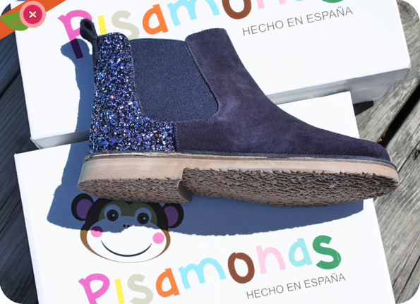 Bottines Pisamonas