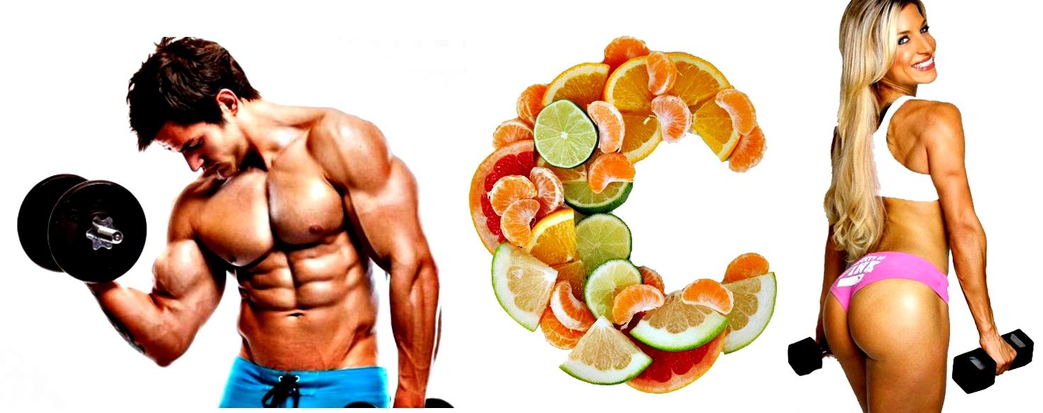 Para incrementar masa muscular vitaminas