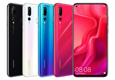 Huawei Nova 4 with in-display selfie camera launched