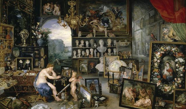 Resultado de imagen de Rubens La vista