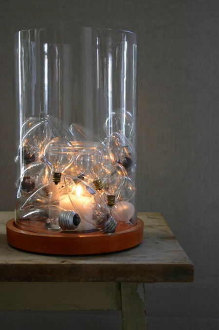 Reuse Light Bulbs