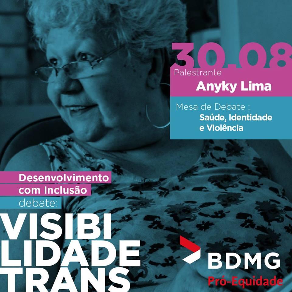 Come a nesta quarta feira 24 de agosto e acontece tamb m nos dias 30 e 31 deste m s o evento debate visibilidade trans do banco de desenvolvimento de