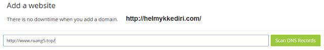 Cara Pasang SSL pada Domain diblogger