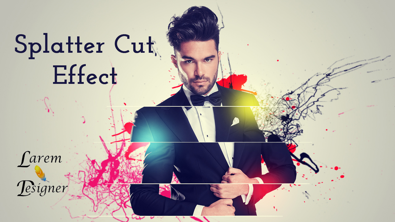 Splatter cut effect photoshop tutorials larem designer splatter cut effect photoshop tutorials baditri Gallery