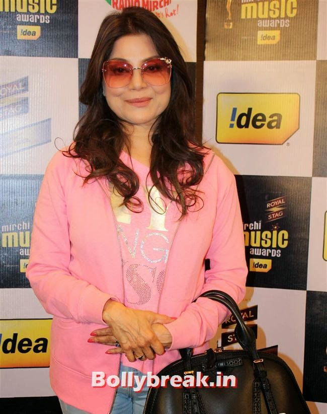 Sapna Mukherjee, Mirchi Music Awards Jury Meet