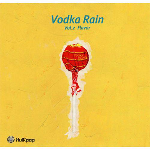 Vodka Rain – Vol.2 Flavor