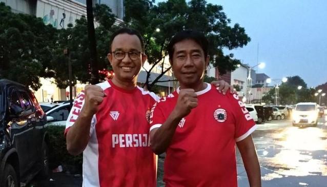 Saat Lulung Ikut-ikutan Maruarar Sebut Anies 'Gubernur Indonesia'