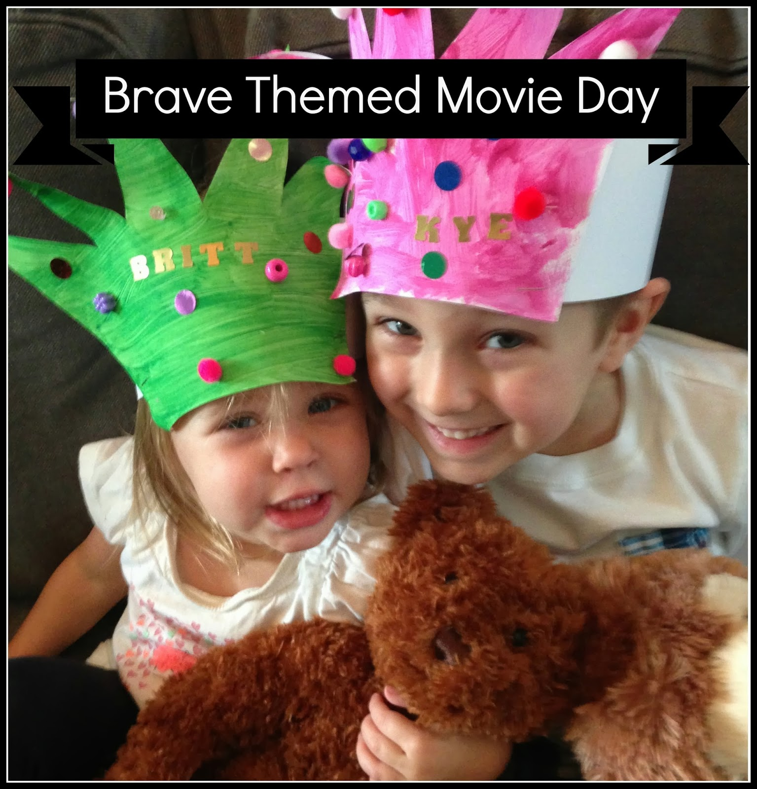 Brave Themed Day