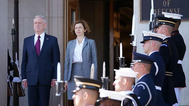 Francia defiende ante EEUU el acuerdo nuclear con Irán