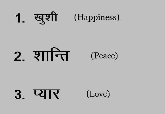 शुभ संदेश - INDIAN SAHITYA BLOG