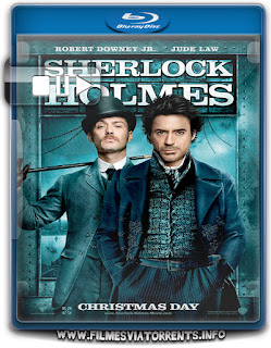 Sherlock Holmes Torrent - BluRay Rip 1080p Dual Áudio