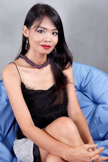 Beauté du Jour : Winnie Luy