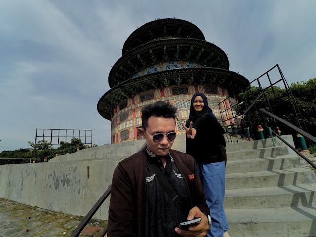 Foto keren di Pagoda Kenjeran Park