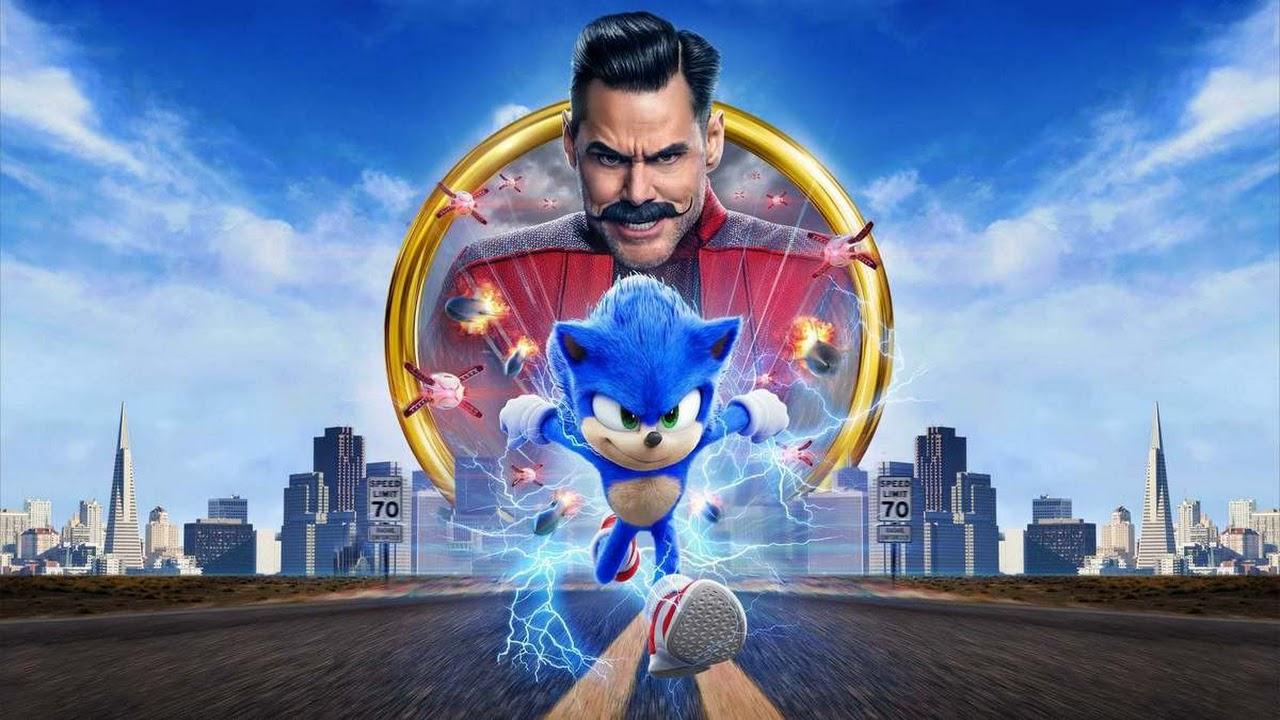 'Sonic: O Filme' será lançado mais cedo de forma digital