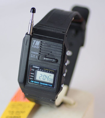 f836c1a5a9d8 Zona Casio  ¿Bluetooth  ¿GPS  ¡Mucho más! El reloj Casio que era ...