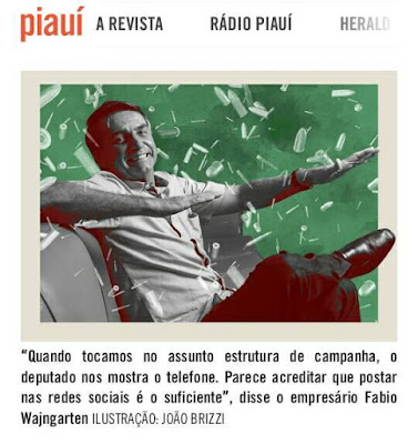 Bolsonaro e o WhatsApp