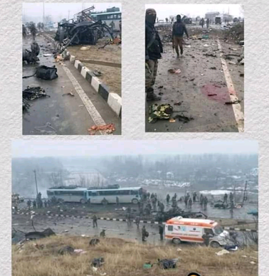 Pulwama Attack on CRPF Bus - How much army killed? Pulwama Attack Today, Kashmir attack 14 February