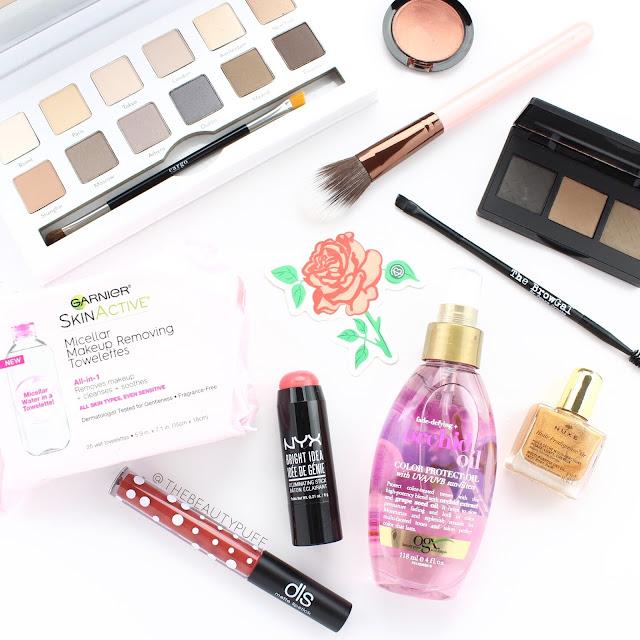beautycon box spring 2017 | the beauty puff