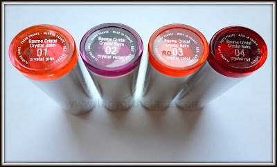 Instant Smooth Crystal Lip Balm