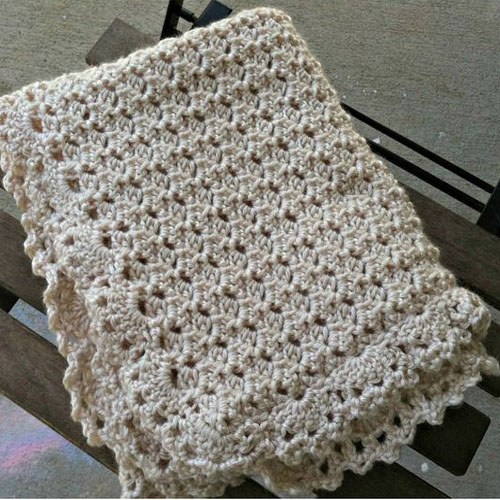 Duchess Baby Blanket - Free Pattern