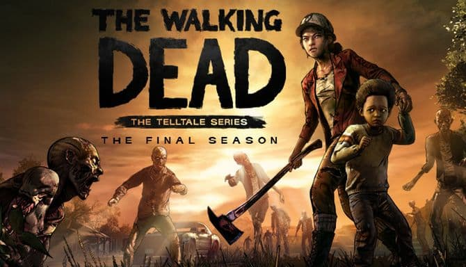 THE WALKING DEAD THE FINAL SEASON EPISODE 1-CODEX