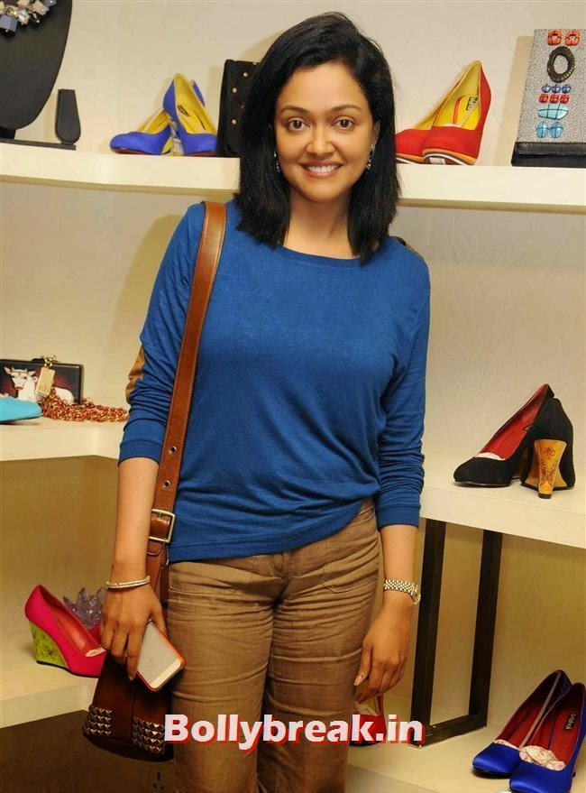 Dr Rashmi Shetty, Vishakha Singh at Aparna and Azmina Host Summer Preview
