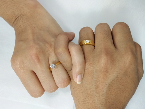 Someone you when do a ring give promise Promise Ring