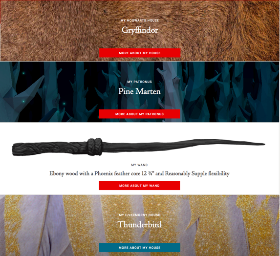 Pottermore Wand Quiz All Questions Kopermimarlik