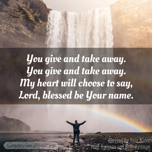 Bible Am Going To Deliver You: Scripture And ... : Bible Verses For Blessed Be Your Name