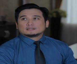 Tengku Firmansyah sebagai pemeran Harun, ayah Elsa