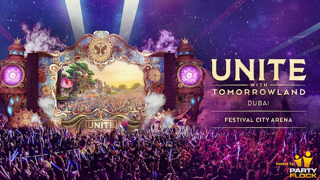 Tomorrowland Unite Dubai 2017