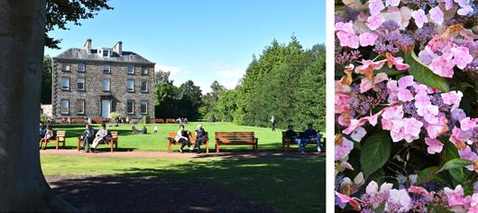 Botanischer Garten von Edinburgh
