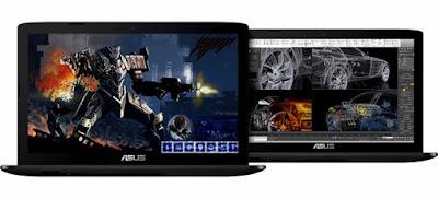 Asus ROG NVIDIA GeForce GTX 960M gamers