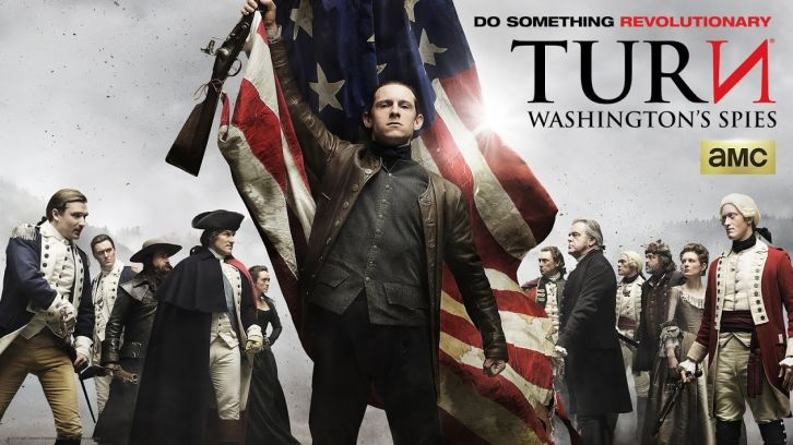 COMPLETED: Enter Our Free Turn: Washington Spies S1 and S2 DVD Giveaway