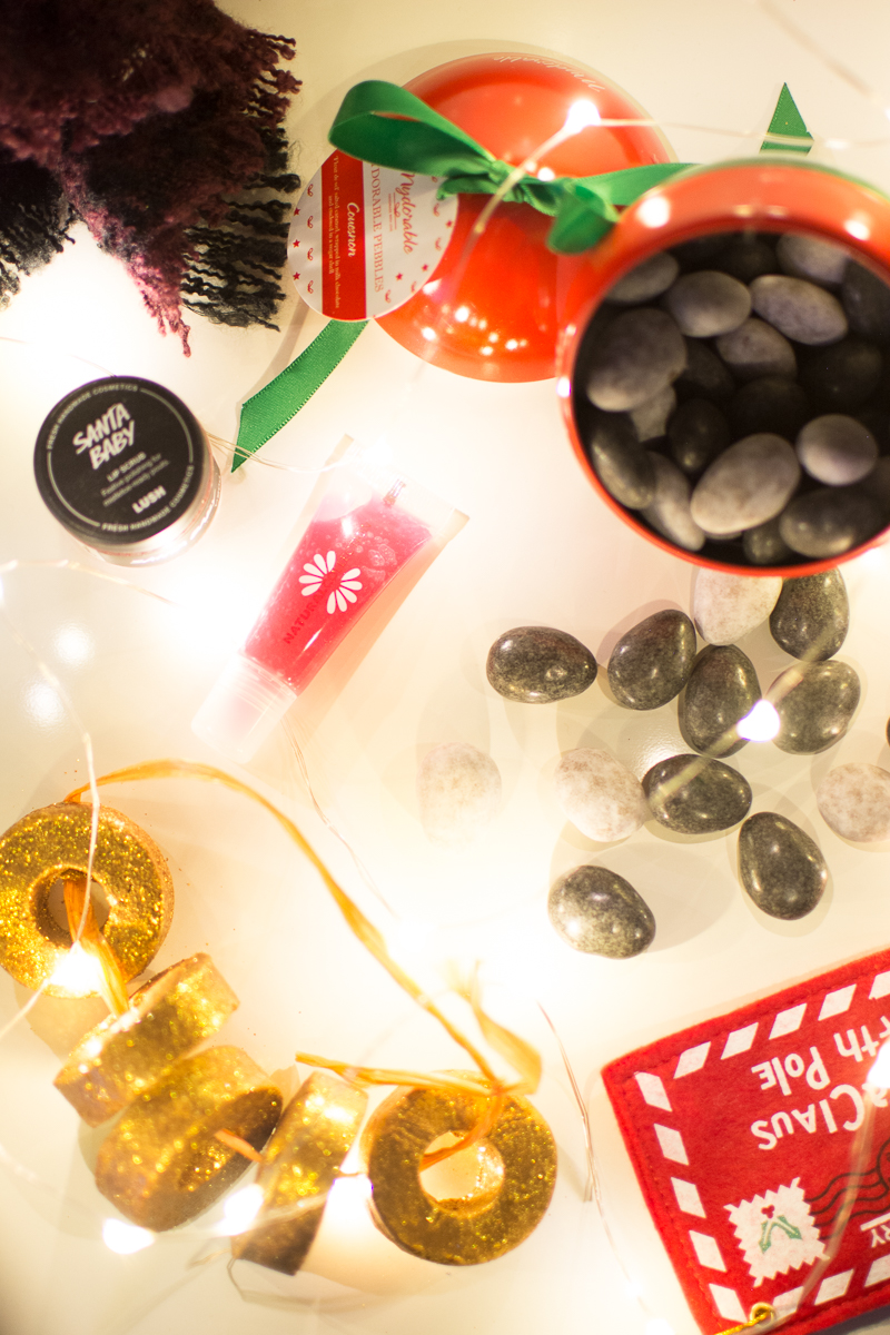 Christmas Gift Guide and Giveaway lush winter