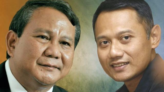 Sindiran Nyelekit, Demokrat: Beda dengan AHY, Prabowo Pesimistis Tentang Masa Depan Indonesia