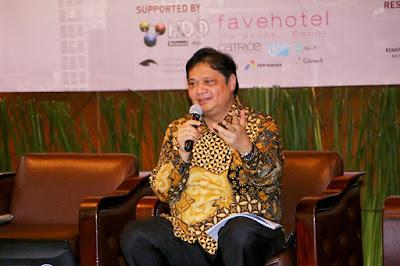 Kemenperin Hadiri Forum Indonesia Economic Outlook 2019