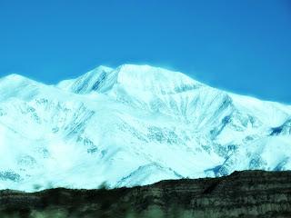 Pré Cordilheira e Cordilheira dos Andes, Mendoza