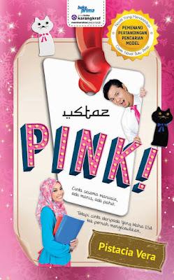Baca Online Novel Ustaz Pink Bab 1 Hingga Bab 34, Novel Ustaz Pink, Novelis Pistacia Vera, Drama Ustaz Pink, Drama Melayu, Drama Best, Drama 13 Episod, Drama Adaptasi Novel, TV2, RTM, Watak, Arif, Zahra, Ustaz Pink Cast, Pelakon Drama Ustaz Pink, Nazim Othman, Farah Nabilah, Sinopsis Ustaz Pink, 2018, Poster,